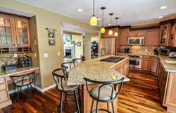 dining & kitchen remodel