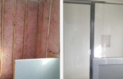 before & after img bathroom remodel
